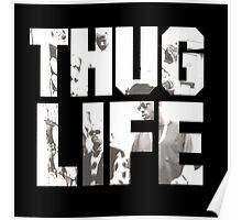 -MUSIC- Thug Life Poster