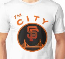 THE CITY SAN FRANCISCO Unisex T-Shirt