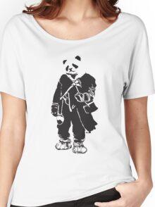 Panda Pong Women's Relaxed Fit T-Shirt