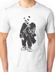 Panda Pong Unisex T-Shirt