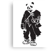 Panda Pong Canvas Print