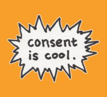 Consent is Cool Comic Flash by TheVerse