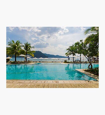 Philippine Paradise Photographic Print