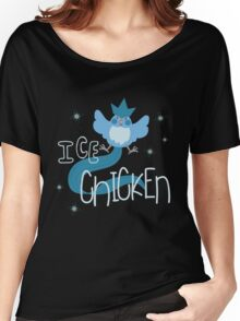 Ice Chicken Women's Relaxed Fit T-Shirt