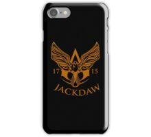 -ASSASSIN'S CREED- Jackdaw Logo iPhone Case/Skin