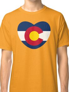 Colorado Love Classic T-Shirt