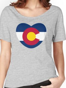 Colorado Love Women's Relaxed Fit T-Shirt