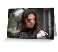 The Winter Soldier Greeting Card