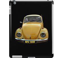 My bug - yellow iPad Case/Skin