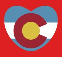 Colorado Love, Cyan by Jay5