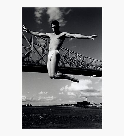 Flying 01 Photographic Print