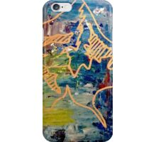 5280 - Abstract Mountain Design iPhone Case/Skin