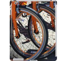 Bike Wheels iPad Case/Skin