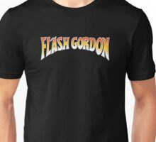 Flash Gordon - Original Movie Logo Unisex T-Shirt