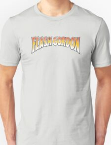 Flash Gordon - Original Movie Logo Unisex T-Shirt