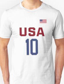 TEAM USA OLYMPICS BASKETBALL JERSEY Unisex T-Shirt