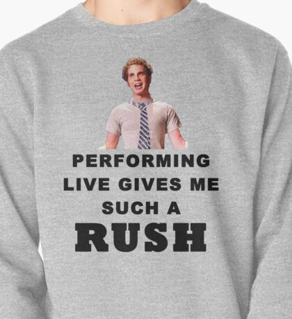 Benji - Performing Live Quote Pullover