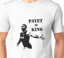 Payet - Payet is King Unisex T-Shirt
