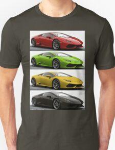 Four Lambo T-Shirt