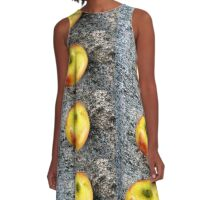 Apple . A-Line Dress
