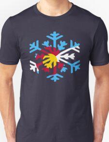 Colorado Snow Unisex T-Shirt