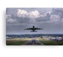 Airbus A380 Canvas Print