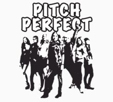 Pitch Perfect Cast Edit Kids Tee