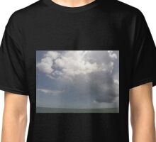 Clouds over the ocean Classic T-Shirt
