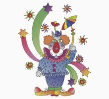 Nosey clown One Piece - Long Sleeve