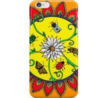 Insect Mandala iPhone Case/Skin