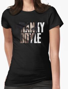 Franky Doyle Womens Fitted T-Shirt