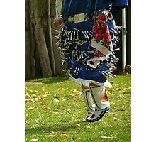 Jingle Dance Photographic Print