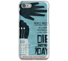 Die Another Day iPhone Case/Skin