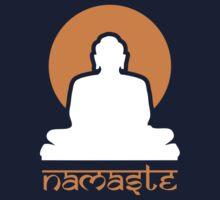 Buddha Rising Sun Namaste One Piece - Long Sleeve