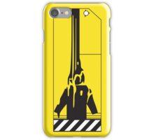 Caution Drip Ahead iPhone Case/Skin