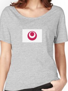 Flag of Okinawa Prefecture  Women's Relaxed Fit T-Shirt
