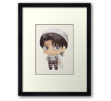 Cleaning Levi Framed Print