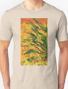Chrome Yellow Revisited Unisex T-Shirt