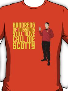 Scotty Always Survives T-Shirt