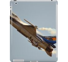 Belgian Air Force F-16 Falcon(350th Squadron) iPad Case/Skin