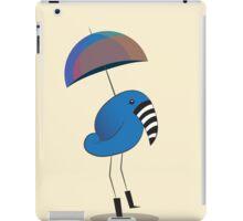 Walking in the Rain iPad Case/Skin