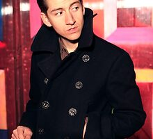 Alex turner in a nice coat by silke16907