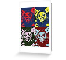 Four of a Kind #2 Greeting Card