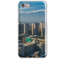 Santiago Skyline iPhone Case/Skin