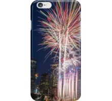 Calgary Canada Day Fireworks iPhone Case/Skin