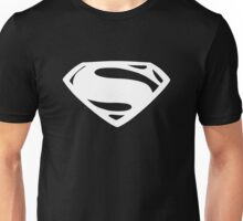 Super Men - (White) Unisex T-Shirt