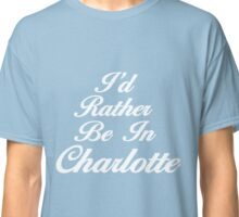 Charlotte Flair/North Carolina. wrestling Classic T-Shirt