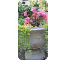 Overflowing Urn iPhone Case/Skin