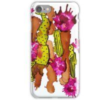 Desert Splotches iPhone Case/Skin