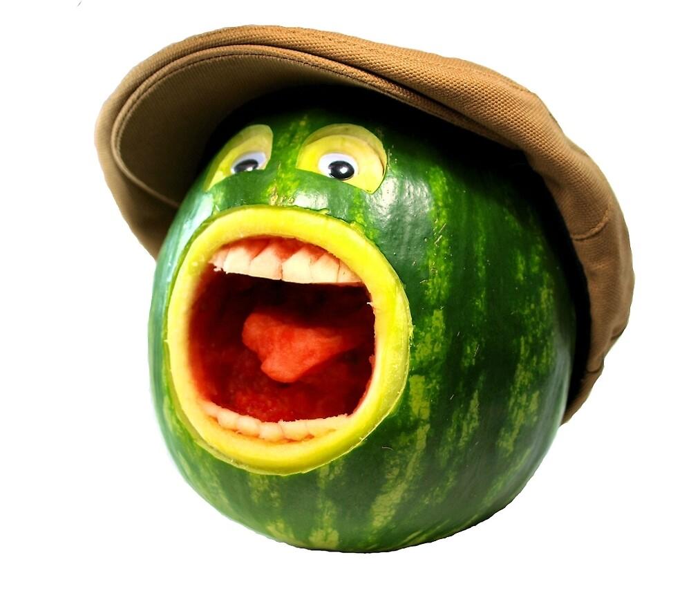 Watermelon Man  by niccaridi1